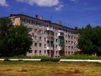 neighbour house: st. Lokomobilnaya, house 37. Apartment house