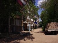 Syzran, Lokomobilnaya st, house 39. Apartment house