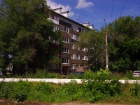Syzran, st Lokomobilnaya, house 39. Apartment house