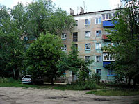 Syzran, Lyudinovskaya st, house 31. Apartment house