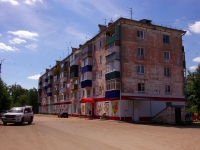 Syzran, Lyudinovskaya st, house 29. Apartment house