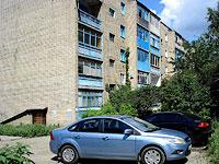 Сызрань, улица Московская, дом 11. многоквартирный дом