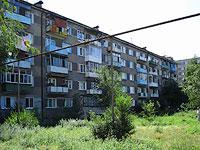 Сызрань, улица Московская, дом 13А. многоквартирный дом