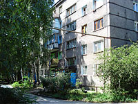 Сызрань, улица Московская, дом 13. многоквартирный дом