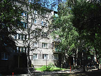 Syzran, Moskovskaya st, house 13. Apartment house