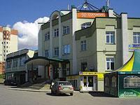 Сызрань, Московская ул, дом 1