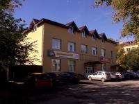 Сызрань, Некрасовский переулок, дом 7. офисное здание