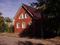 Сызрань, Некрасовский переулок, дом 18. индивидуальный дом