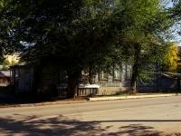 Сызрань, Некрасовский переулок, дом 28. индивидуальный дом
