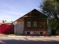 Сызрань, Некрасовский переулок, дом 34. индивидуальный дом