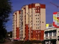 Сызрань, Некрасовский переулок, дом 38. многоквартирный дом