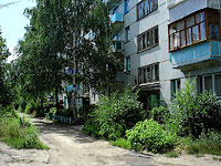 Syzran, Novostroyashchayasya st, house 14. Apartment house