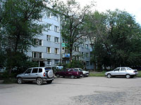 Syzran, Novostroyashchayasya st, house 32. Apartment house
