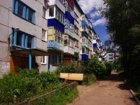 Syzran, Novostroyashchayasya st, house 14. Apartment house