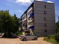 Syzran, Novostroyashchayasya st, house 16. Apartment house