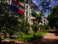 Syzran, Novostroyashchayasya st, house 24. Apartment house