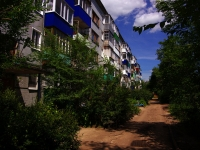 Syzran, Novostroyashchayasya st, house 26. Apartment house