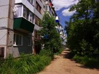 Сызрань, улица Новостроящаяся, дом 28. многоквартирный дом
