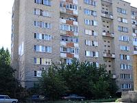 塞兹兰市, Oktyabrskaya st, 房屋 1. 公寓楼