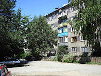 Syzran, Oktyabrskaya st, house 19. Apartment house
