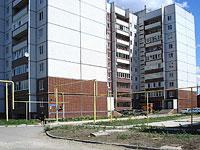Сызрань, улица Пензенская, дом 46. многоквартирный дом
