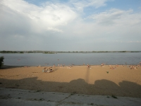 塞兹兰市, 沿岸街 городской пляжReka Volozhka st, 沿岸街 городской пляж