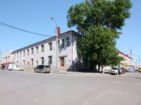 Syzran, Sovetskaya st, house 2. office building