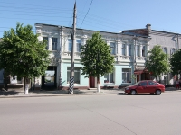 Syzran, Sovetskaya st, house 16. multi-purpose building