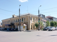 Syzran, Sovetskaya st, house 32. multi-purpose building