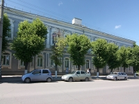Syzran, Sovetskaya st, house 47. multi-purpose building