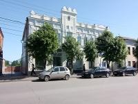 Syzran, bank Национальный торговый банк, Sovetskaya st, house 48