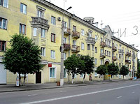 Syzran, Sovetskaya st, house 51. Apartment house