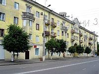 Syzran, Sovetskaya st, house 51. Apartment house