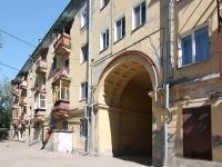 Сызрань, улица Советская, дом 51. многоквартирный дом