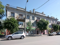Syzran, Sovetskaya st, house 52. Apartment house