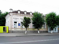 Syzran, Sovetskaya st, house 55. office building