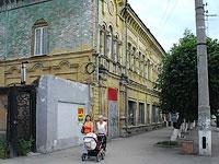 Syzran, law-enforcement authorities Военная прокуратура Самарского гарнизона, Sovetskaya st, house 61