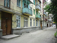 Syzran, Sovetskaya st, house 63. Apartment house