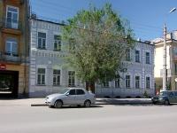 Syzran, library Центральная детская библиотека им. А. Гайдара, Sovetskaya st, house 71