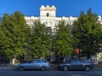 neighbour house: st. Sovetskaya, house 48. bank Национальный торговый банк