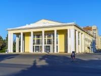 Syzran, theatre Сызранский драматический театр им. А. Толстого, Sovetskaya st, house 92