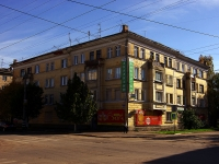 Syzran, Sovetskaya st, house 106. Apartment house