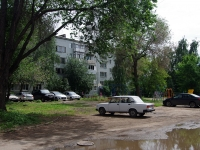 Syzran, Sovetskaya st, house 110. Apartment house