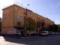 neighbour house: st. Sovetskaya, house 114. Apartment house