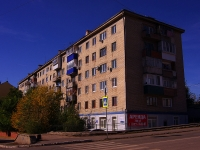 neighbour house: st. Sovetskaya, house 125. Apartment house
