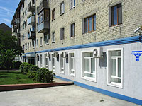 Syzran, Sovetskaya st, house 125. Apartment house