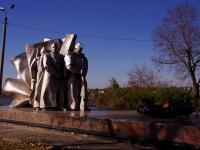 Сызрань, мемориальный комплекс