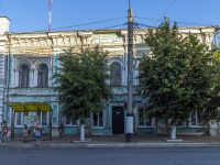 Syzran, Sovetskaya st, house 40. Apartment house