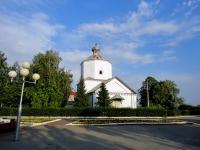 Сызрань, храм В честь Рождества Христова, улица Советская, дом 2А