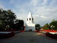 Сызрань,   Спасская башняулица Советская,   Спасская башня